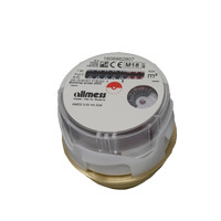 Water meter measuring capsule Allmess AMES 3W +m hot flush-mounted  UP 6000