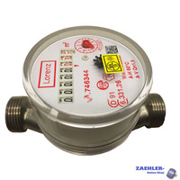 Water meter Lorenz hot surface-mounted Qn 1,5 110 mm