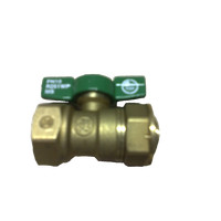 Ball valve 19,05 mm (3/4) DVGW approval