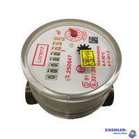 Water meter Lorenz hot surface-mounted Qn 1,5 ; 80 mm