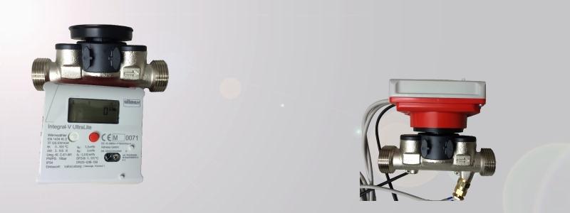 Ultraschallzähler qp 1,5 m³/h
