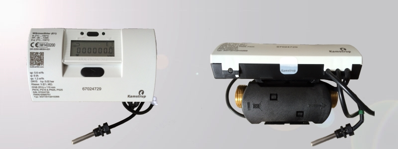 Ultraschallzähler qp 0,6 m³/h