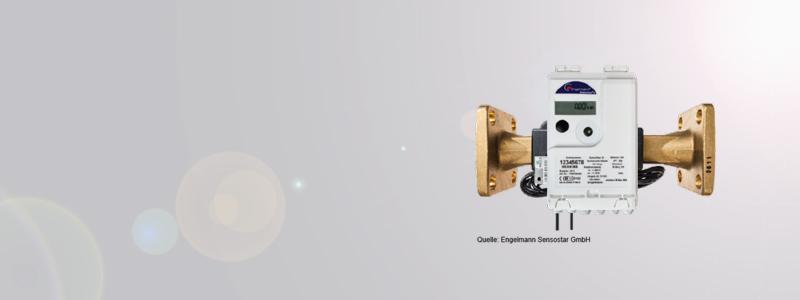 Ultraschall-Großwärmezähler